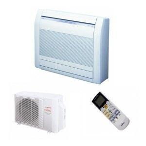 clim atlantic agyf14lac 5200w console dc inverter achat vente climatiseur climatiseur. Black Bedroom Furniture Sets. Home Design Ideas