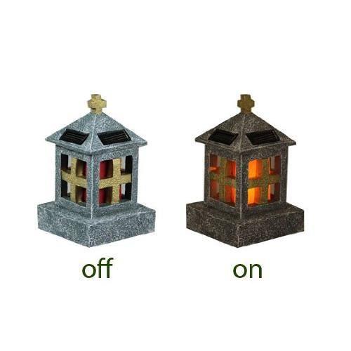Lampe fun raire solaire achat vente lampion lampe fun raire solaire prix d chir for Lampe solaire jardin brico