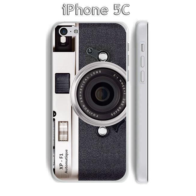 coque apple iphone 5c appareil photo 3 achat coque bumper pas cher avis et meilleur prix. Black Bedroom Furniture Sets. Home Design Ideas