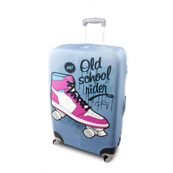 Housse de protection pour valise rider achat vente for Housse protection valise