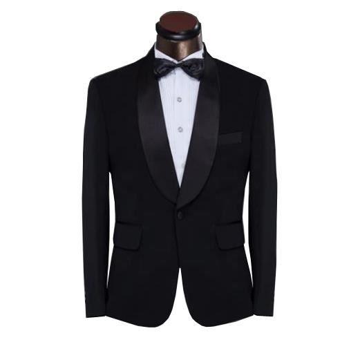 d finir mariage veste et pantalon de costume homme d 39 affaires noir achat vente costume. Black Bedroom Furniture Sets. Home Design Ideas
