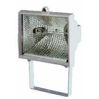Zublin 9083 projecteur halog ne 1000w blanc zublin achat for Projecteur exterieur 1000w