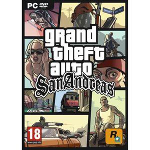 JEU PC GTA San Andreas Jeu PC