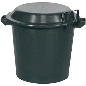 poubelle 100l achat vente poubelle 100l pas cher cdiscount. Black Bedroom Furniture Sets. Home Design Ideas