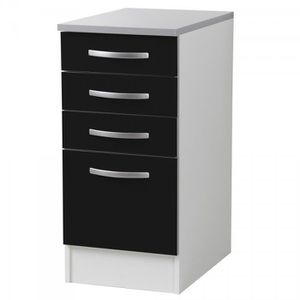 meuble casserolier achat vente meuble casserolier pas cher cdiscount. Black Bedroom Furniture Sets. Home Design Ideas