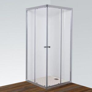 parois de douche portes achat vente parois de douche portes pas cher cdiscount. Black Bedroom Furniture Sets. Home Design Ideas