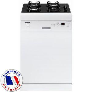 brandt dkh810 lave vaisselle avec table de cuisson achat vente lave vaisselle les soldes. Black Bedroom Furniture Sets. Home Design Ideas