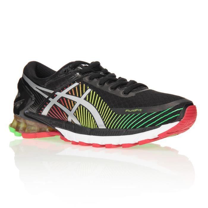 chaussure de running asics gel kinsei 6 t642n 9093 prix pas cher cdiscount. Black Bedroom Furniture Sets. Home Design Ideas