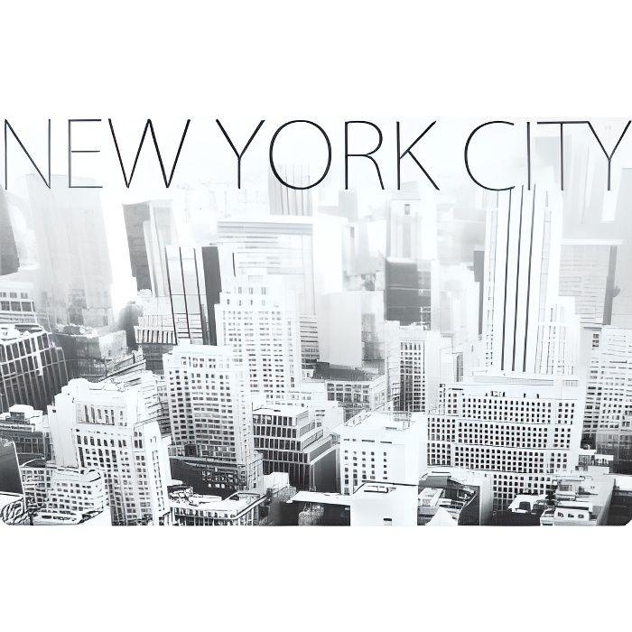 Set de table new york city paris prix achat vente chemin et set de tabl - Achat maison new york ...