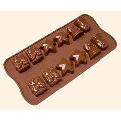 moule silicone 12 chocolats no l achat vente moule. Black Bedroom Furniture Sets. Home Design Ideas