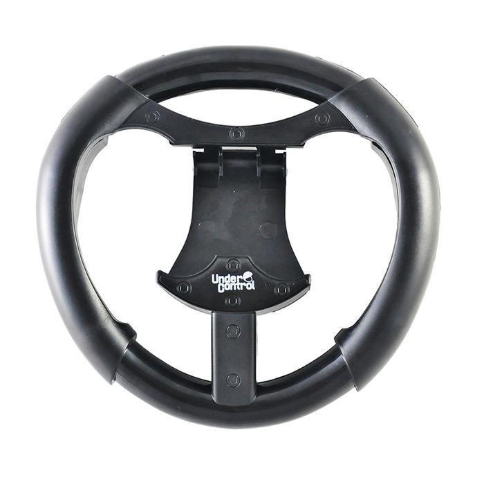 under control volant pour manette ps3 noir prix pas cher cdiscount. Black Bedroom Furniture Sets. Home Design Ideas