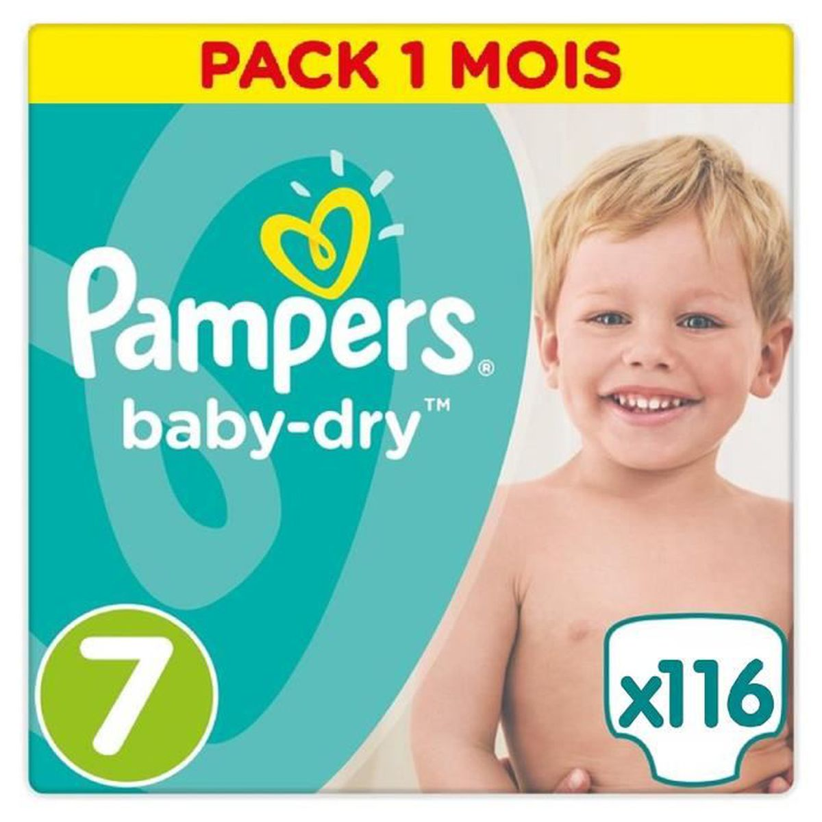 Pampers taille 7 achat vente pampers taille 7 pas cher cdiscount - Comparateur de prix couches pampers ...