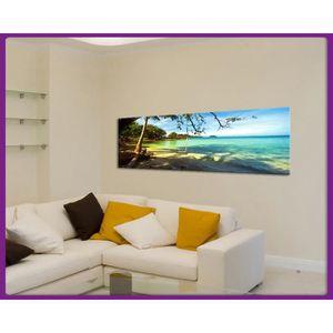 tableau panoramique achat vente tableau panoramique pas cher cdiscount. Black Bedroom Furniture Sets. Home Design Ideas