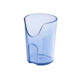 VERRE JETABLE Verre à découpe nasal 16 cl Dimension 72 mm - H 10