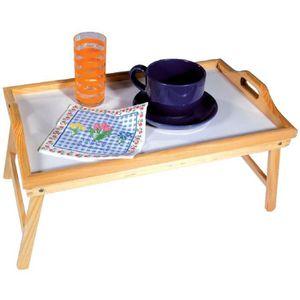 plateau petit d jeuner achat vente plat de service. Black Bedroom Furniture Sets. Home Design Ideas