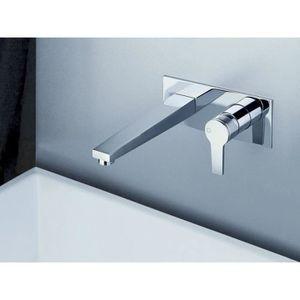 Vasque salle de bain a encastrer achat vente vasque salle de bain a encastrer pas cher Mitigeur mural lavabo encastre