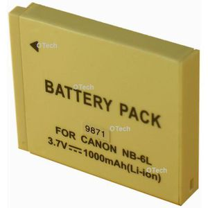BATTERIE APPAREIL PHOTO Batterie pour CANON IXUS 310 HS