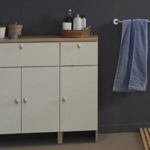 Petit meuble bas de rangement achat vente petit meuble for Meuble a bas prix