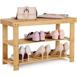 songmics etagere a chaussure achat vente songmics etagere a chaussure pas cher cdiscount. Black Bedroom Furniture Sets. Home Design Ideas