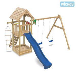balancoire cabane achat vente jeux et jouets pas chers. Black Bedroom Furniture Sets. Home Design Ideas