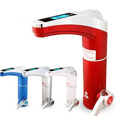 lookshop robinet de cuisine afficheur lcd avec chauffe eau int gr achat vente robinetterie. Black Bedroom Furniture Sets. Home Design Ideas
