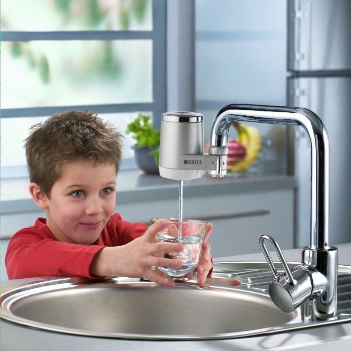 filtre eau robinet achat vente adoucisseur d 39 eau filtre eau robinet cdiscount. Black Bedroom Furniture Sets. Home Design Ideas