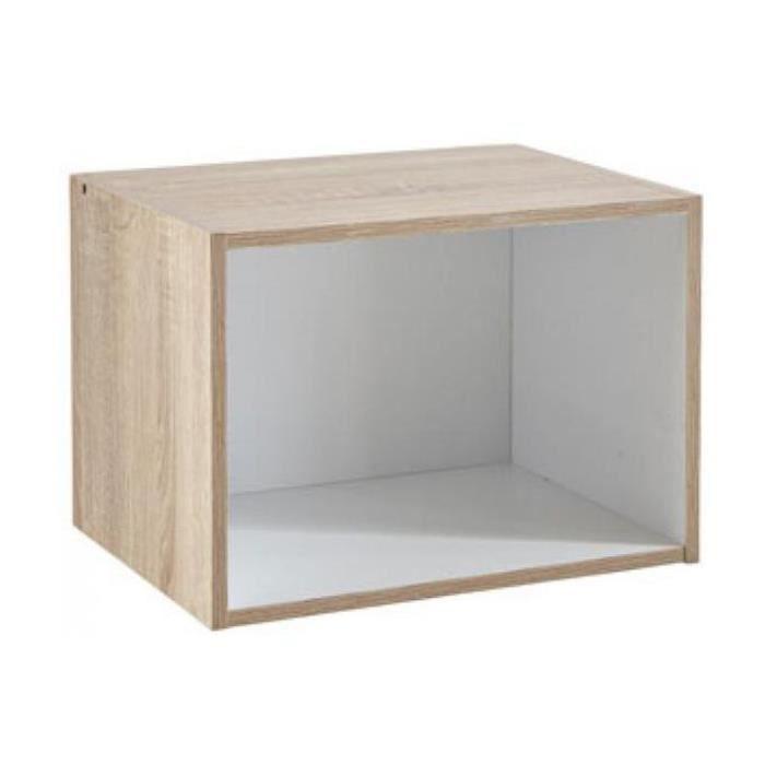 caisson niche carr rainbow achat vente petit meuble rangement caisson niche carr rainbow. Black Bedroom Furniture Sets. Home Design Ideas