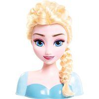 COIFFEUR - ESTHÉTICIENNE LA REINE DES NEIGES Tête à Coiffer Elsa