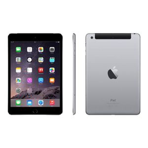 TABLETTE TACTILE APPLE IPAD MINI 3 WI-FI CELL 16GO / GB SPACE GRAY