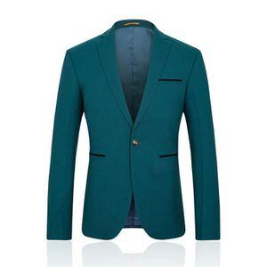 VESTE Haute Qualite Blazer Veste de Costume Hommes Vetem