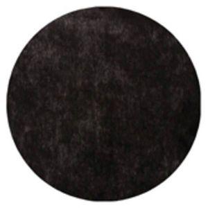 Set de table papier noir achat vente set de table - Set de table rond jetable ...