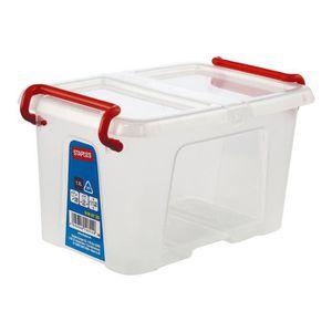 Bac plastique avec couvercle achat vente bac plastique - Bac de rangement plastique avec couvercle pas cher ...