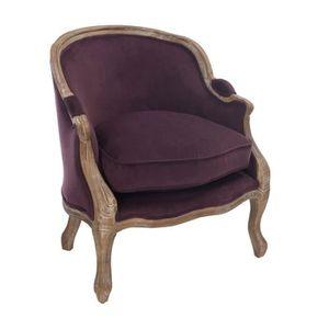 fauteuil bergere achat vente fauteuil bergere pas cher soldes cdiscount. Black Bedroom Furniture Sets. Home Design Ideas