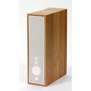 enceinte bluetooth titanium lexon couleur bois enceintes. Black Bedroom Furniture Sets. Home Design Ideas
