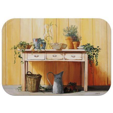 2 sets de table rectangulaire meuble de jardin plastique for Set de table rectangulaire
