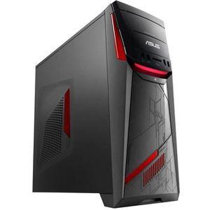 ASUS PC de Bureau Gamer G11CD-FR014D - 8Go de RAM - Free DOS - Intel Core i5 - NVIDIA GeForce? GTX1070 - Disque Dur 1To