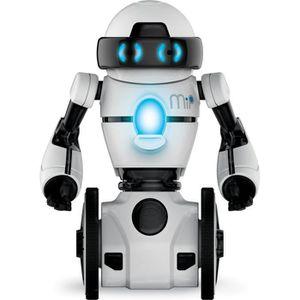ROBOT - ANIMAL ANIMÉ SILVERLIT Robot Télécommandé MIP Blanc - 20cm
