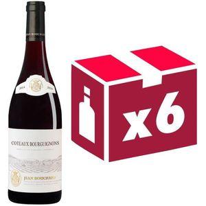 VIN ROUGE Jean Bouchard Côteaux Bourguignon 2014 - Vin ro...