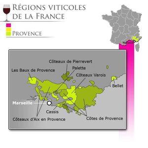 Les Voiles 2014 Côtes de Provence Rosé