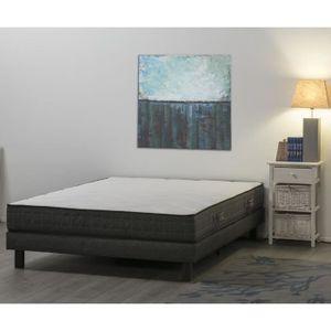 encadrement de lit 160x200 achat vente encadrement de. Black Bedroom Furniture Sets. Home Design Ideas