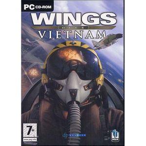 JEU PC WINGS OVER VIETNAM / Jeu PC CD-ROM