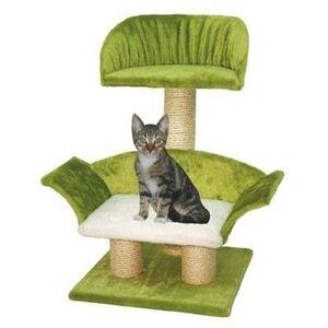 arbre a chat vert achat vente arbre a chat vert pas cher cdiscount. Black Bedroom Furniture Sets. Home Design Ideas