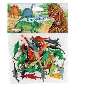 FIGURINE - PERSONNAGE Figurine Animal - 36 Dinosaures