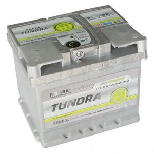 rombat tundra eb150 batterie 12 v 50 ah 500 a gris achat vente batterie v hicule rombat. Black Bedroom Furniture Sets. Home Design Ideas