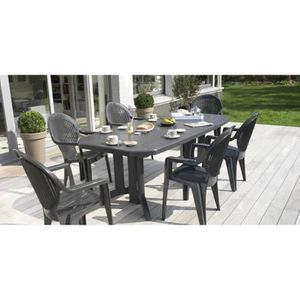 Table Grosfillex Achat Vente Table Grosfillex Pas Cher Cdiscount