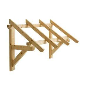 marquise en bois achat vente marquise en bois pas cher soldes cdiscount. Black Bedroom Furniture Sets. Home Design Ideas
