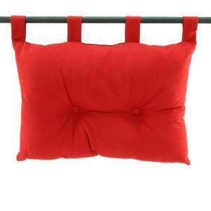 coussin tete de lit capitonne achat vente coussin tete de lit capitonne pas cher cdiscount. Black Bedroom Furniture Sets. Home Design Ideas