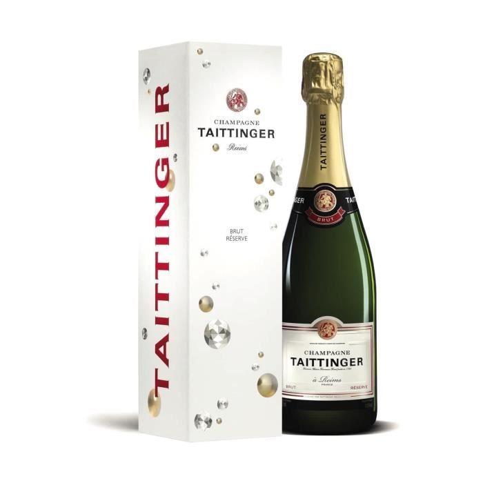 Champagne brut taittinger cuv e prestige achat vente - Champagne taittinger cuvee prestige ...