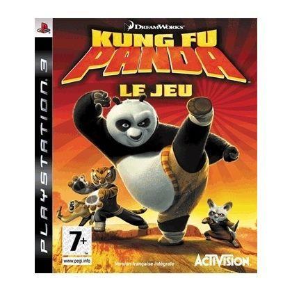 kung fu panda jeu console ps3 achat vente jeu ps3. Black Bedroom Furniture Sets. Home Design Ideas