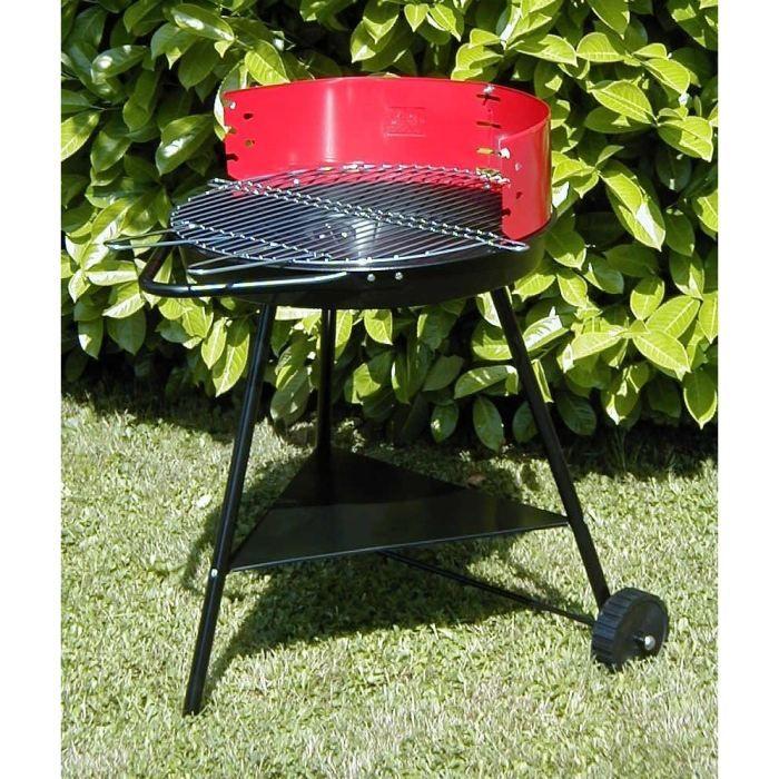 barbecue mallorca cuve t le epoxy diam tre 50cm achat. Black Bedroom Furniture Sets. Home Design Ideas